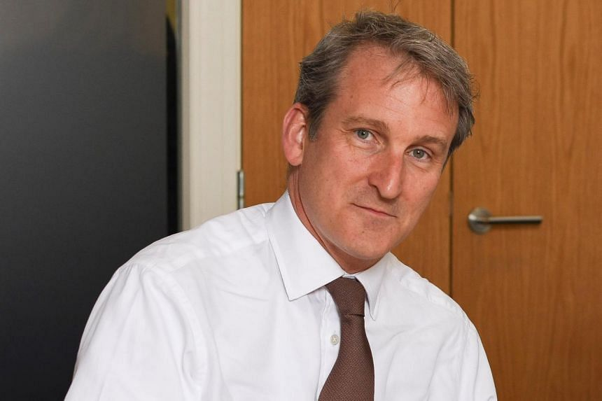 Damian Hinds takes the position following the resignation of former security minister James Brokenshire.
