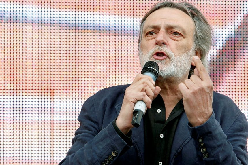 Dr Gino Strada founded medical charity Emergency in 1994, providing healthcare in conflict zones around the world.
