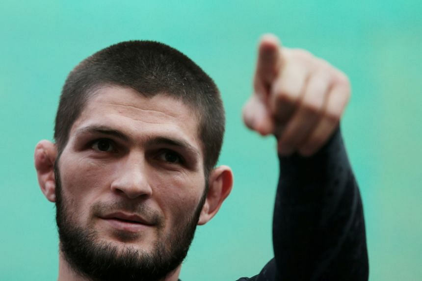 In January, Nurmagomedov revealed his intentions to transition to football.