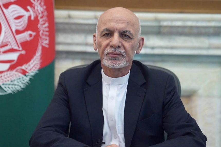 Afghanistan President Ashraf Ghani has reportedly left the capital Kabul for Tajikistan on Aug 15, 2021.