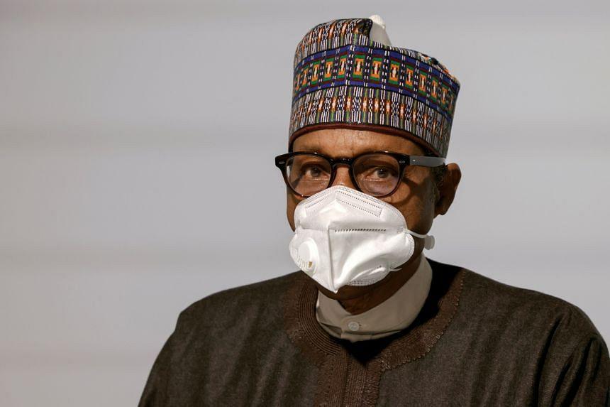 Nigerian President Muhammadu Buhari had condemned Saturday's ambush.