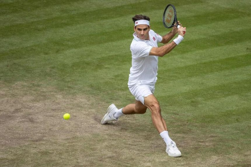 Roger Federer said doctors told him that in order for him to feel better he would need surgery.