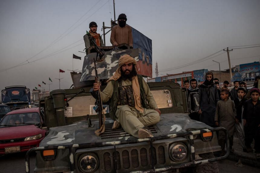 The Taleban said it had taken control of most of the districts on the outskirts of the capital.