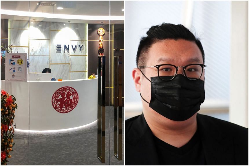 Former managing director of Envy Global Trading and Envy Asset Management Ng Yu Zhi faces 31 charges to date.