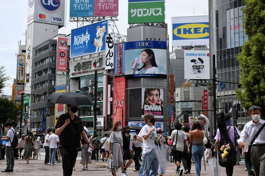 Japan's economy grew an annualised 1.3 per cent in April-June after a revised 3.7 per cent slump in the first quarter.