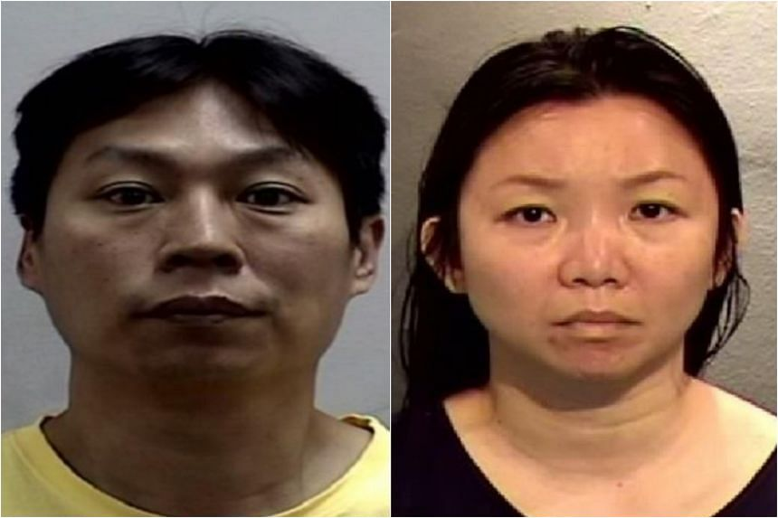 Ng Cheng Kwee was sentenced to more than 17 years in jail, while his wife, Lee Lai Leng, was given a 14-year jail sentence.