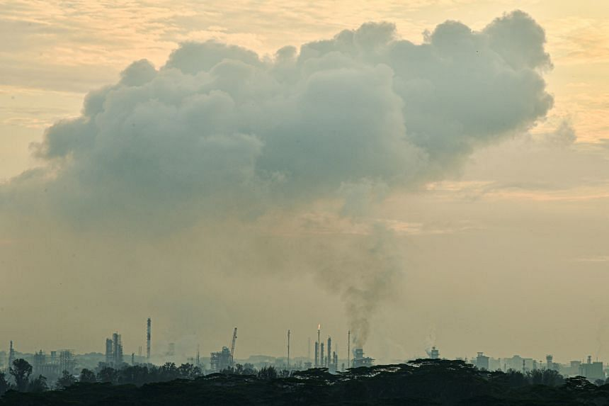Singapore is actively pursuing opportunities in carbon capture and storage in its efforts to move towards a green economy.