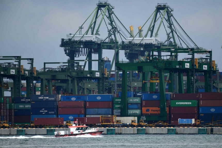 Last month's year-on-year shipments beat the 12 per cent increase forecast by analysts polled by Bloomberg.