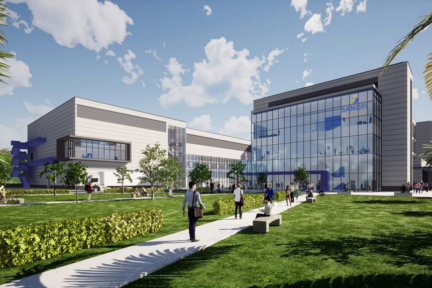 Pharma giant Sanofi Pasteur is investing $639 million to build a vaccine production centre here.
