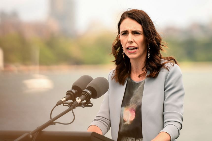 Ms Jacinda Ardern confirmed New Zealand was dealing with the Covid-19 Delta variant linked to an outbreak in Australia.