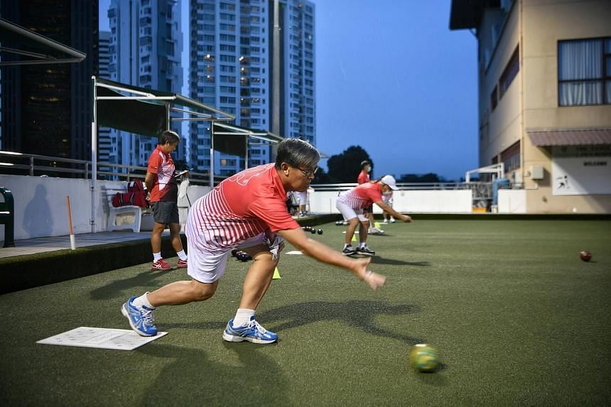 Bowls Singapore is trying to shed the stereotype by attracting more young players to the game.