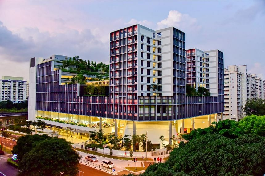 The award citation for Kampung Admiralty said the development integrated senior housing, medical care, retail, and food and beverage facilities on a compact 0.9 hectare site.