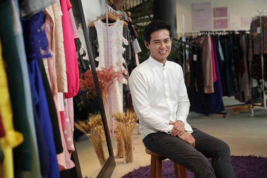 """Raye Padit, founder of local swapping boutique The Fashion Pulpit, has grown a community of shoppers (or """"swappers"""") who trade secondhand clothing and accessories."""