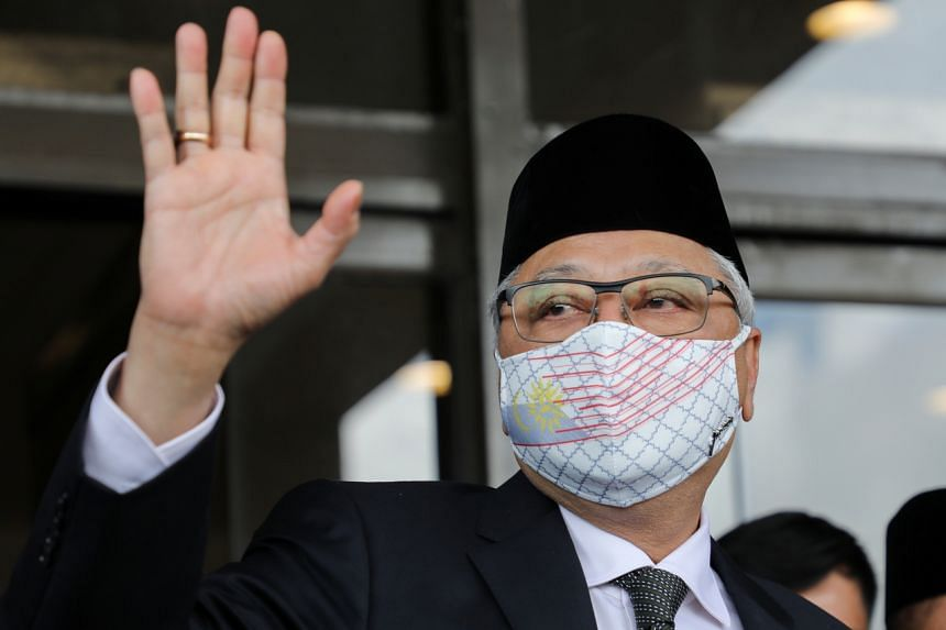 A total of 114 MPs in the 220-seat Parliament affirmed their support for Datuk Seri Ismail Sabri Yaakob.