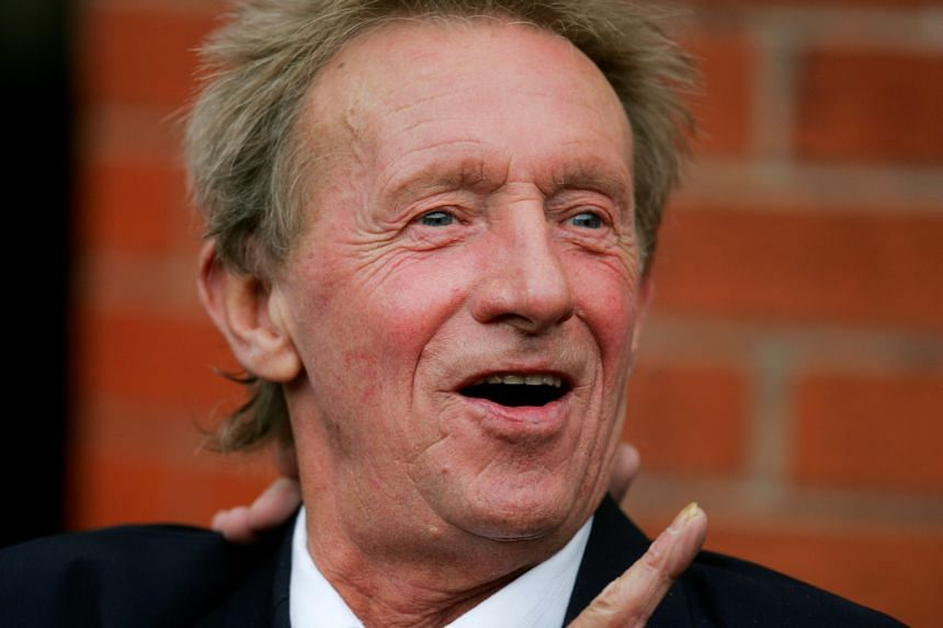 Denis Law said he would no longer be able to sign shirts or autographs.