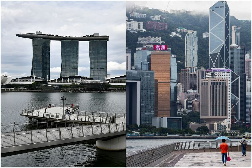 Singapore and Hong Kong remain committed to facilitating travel between each other, given that both cities are financial and aviation hubs with close ties.