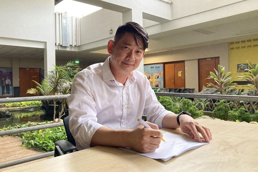 Mr Thomas Koh, now 46, began abusing drugs at 15 as an easy way to escape the traumatic home environment.