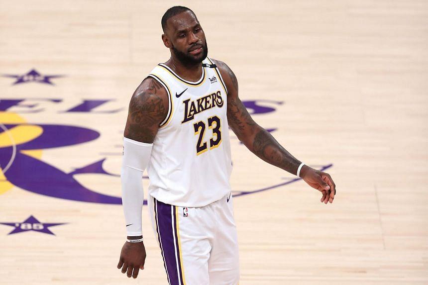 LeBron James is a four-time NBA champion, four-time NBA Most Valuable Player and four-time NBA Finals MVP.
