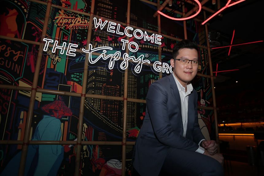 Mr David Gan believes that investing is not just about making money but doing what he enjoys.