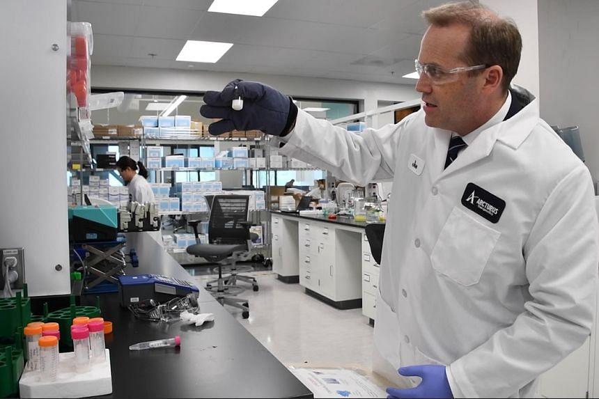 Arcturus Therapeutics chief executive Joseph Payne.