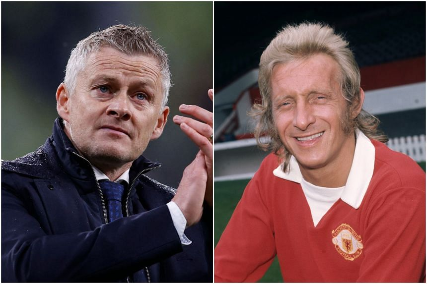 """Ole Gunnar Solskjaer said the club will try to take care of Denis Law as """"his family""""."""