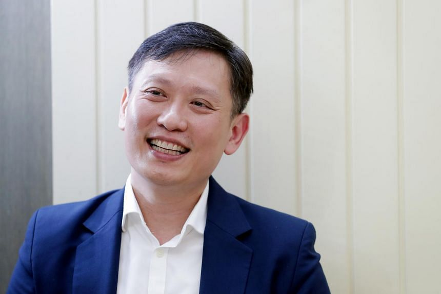 Mr Richard Teng was with the Monetary Authority of Singapore for 13 years and last served as its director of corporate finance.