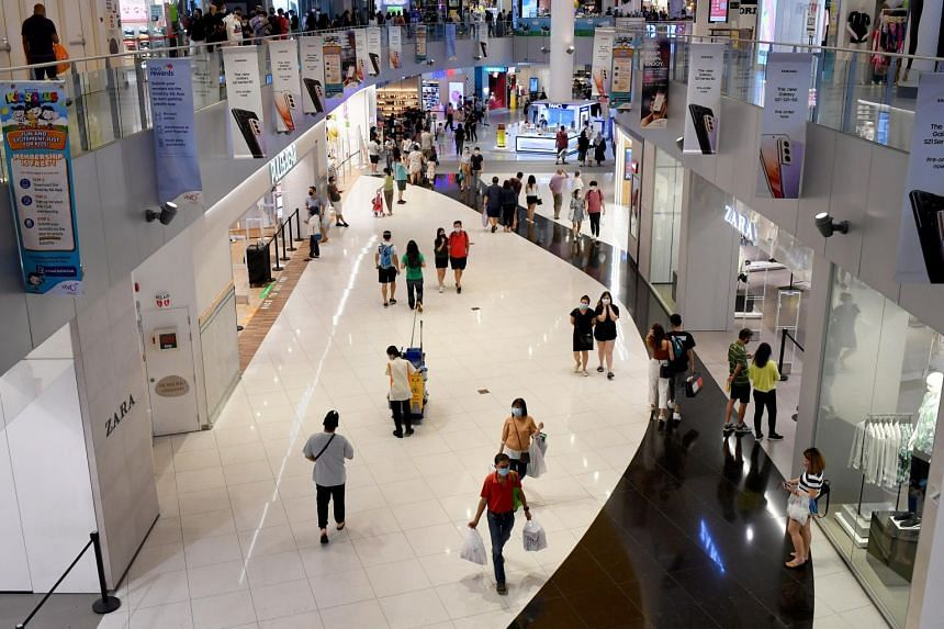 The cost of retail goods fell at a slower pace of -1.2 per cent in July compared with -1.8 per cent in June.