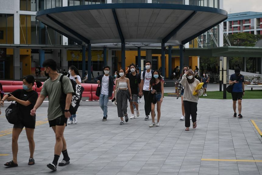 More than half of the young people polled by the National Youth Council in the second half of 2020 said that mental well-being was a challenge for them.