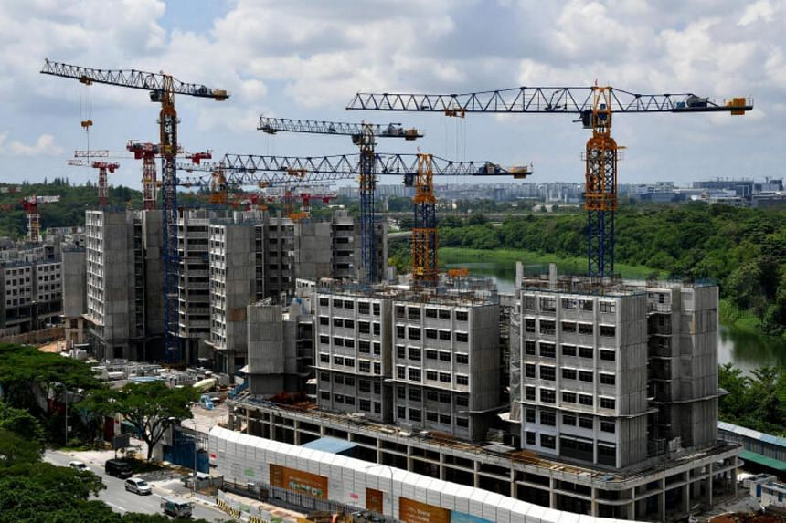 """About 88 per cent of developers indicated they were """"very concerned"""" about high labour costs in the next six months."""