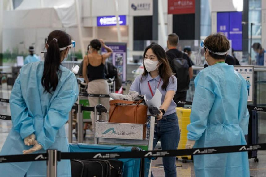 Hong Kong last week abandoned an attempt to cut quarantine to just seven days for some vaccinated travellers.