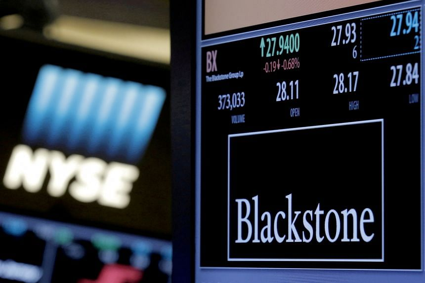 Blackstone has emerged as a leading bidder after beating out rival private equity firms.