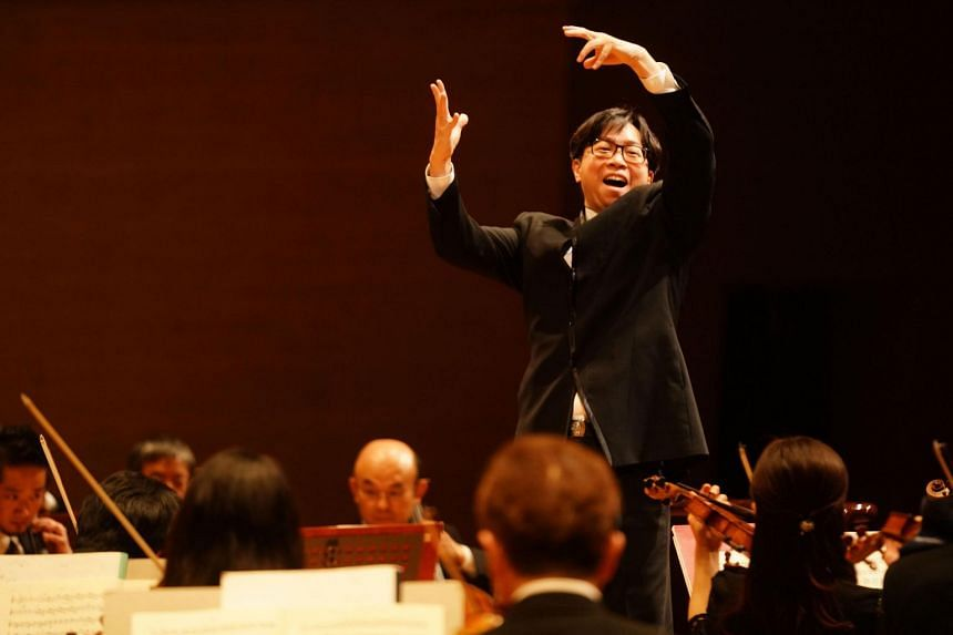 Wong Kah Chun is a rising star in the Western classical music world.
