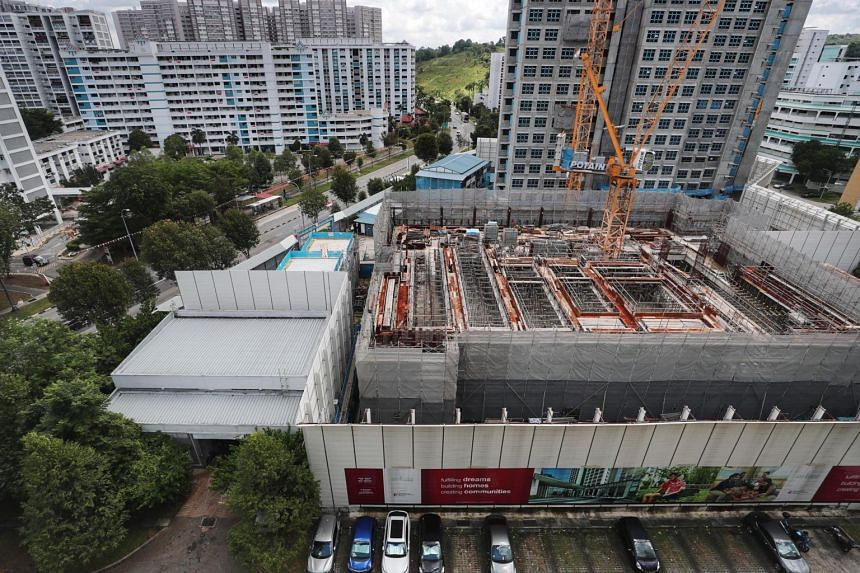 The Build-To-Order projects include Sky Vista @ Bukit Batok, which was slated to be completed in the third quarter of next year.