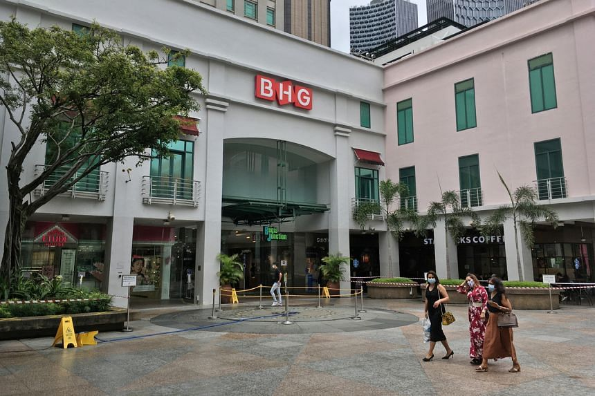 The cluster at Bugis Junction now has a total of 101 cases.