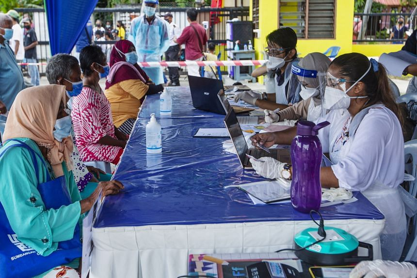 The total number of infections in Malaysia is the third highest in South-east Asia.