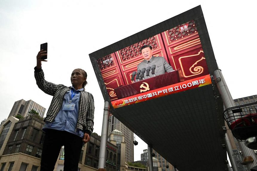 Chinese President Xi Jinping aims to ease inequality in the world's second-largest economy.