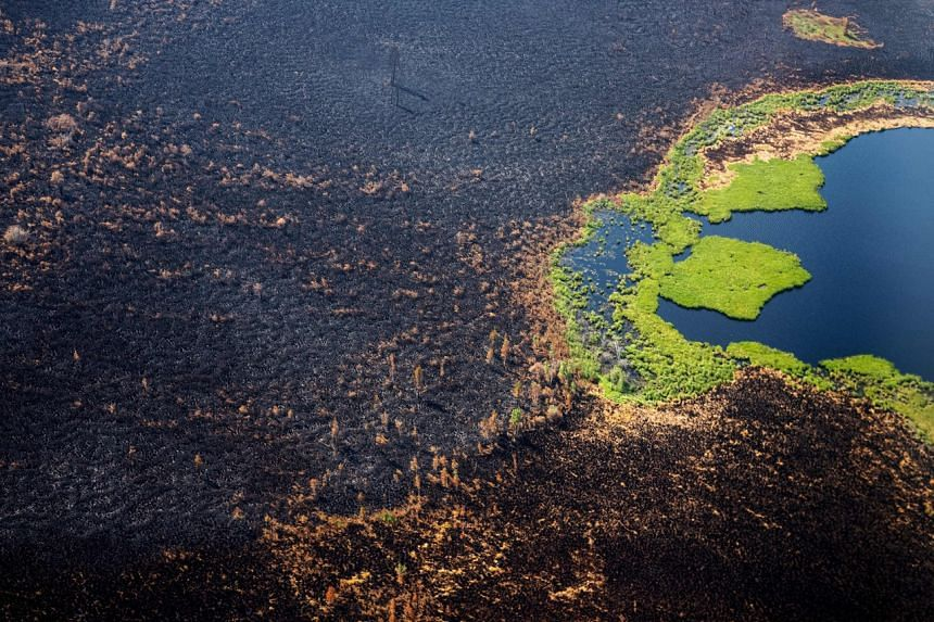 In hard-hit Yakutia, wildfires have burned through 99,000 sq km - an area larger than Portugal.