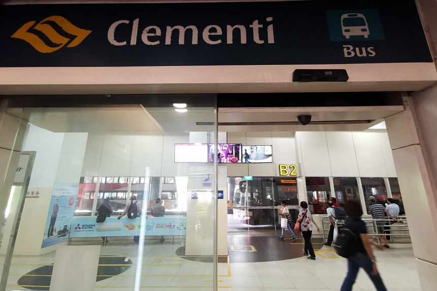 A new Covid-19 cluster at Clementi Bus Interchange was also announced.