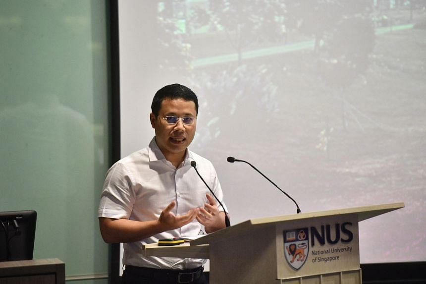 National Development Minister Desmond Lee described the climate crisis as one of the biggest challenges faced by Singapore.