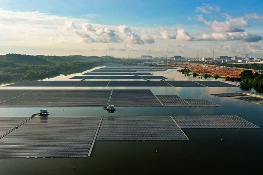 Officially opened in July, the Sembcorp Tengeh Floating Solar Farm will contribute to Singapore's 2025 solar energy goals.