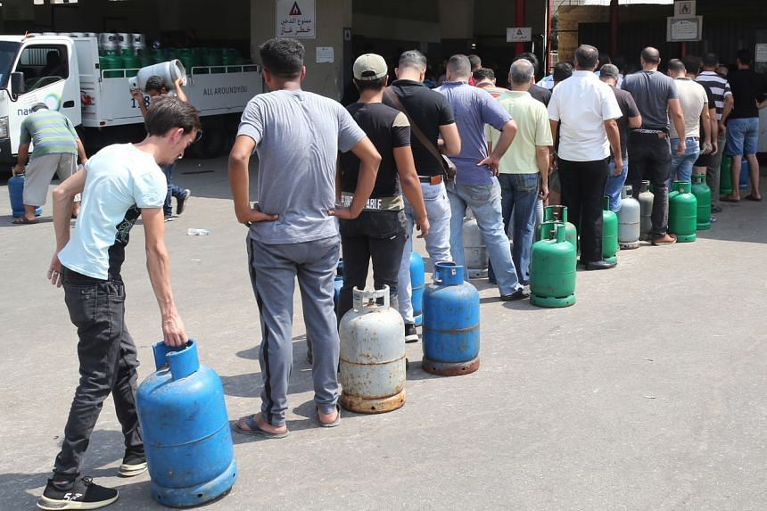 A financial crisis that has gripped Lebanon for two years and plumbed new depths this month as supplies of imported fuel ran out.