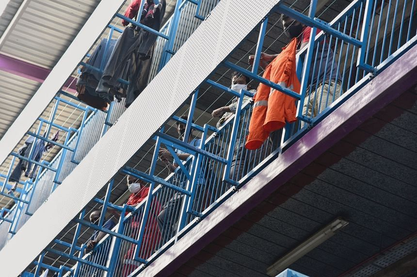 The study involved surveys of 1,011 migrant workers employed in manual labour positions in Singapore between June and October 2020.