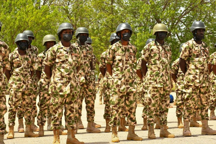 Nigeria's army has claimed success in its long war against militants.