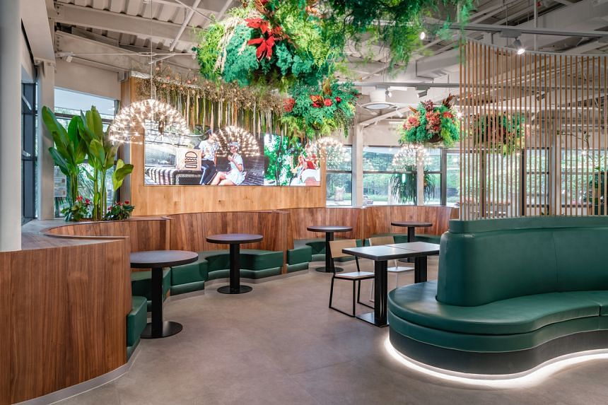 American burger chain Shake Shack opens its seventh outlet in Singapore on Aug 28 at Gardens by the Bay.