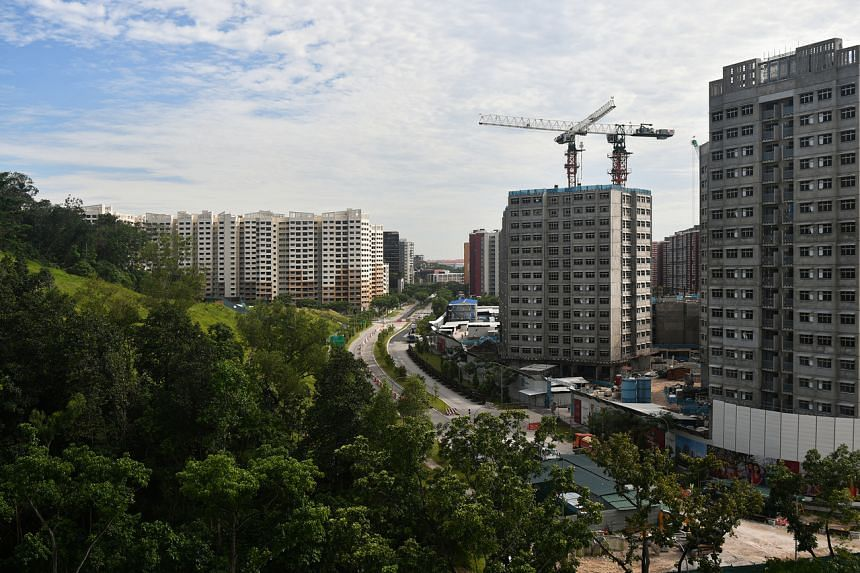 Around 1,300 public rental flats now under construction across Singapore will be progressively completed by 2025.