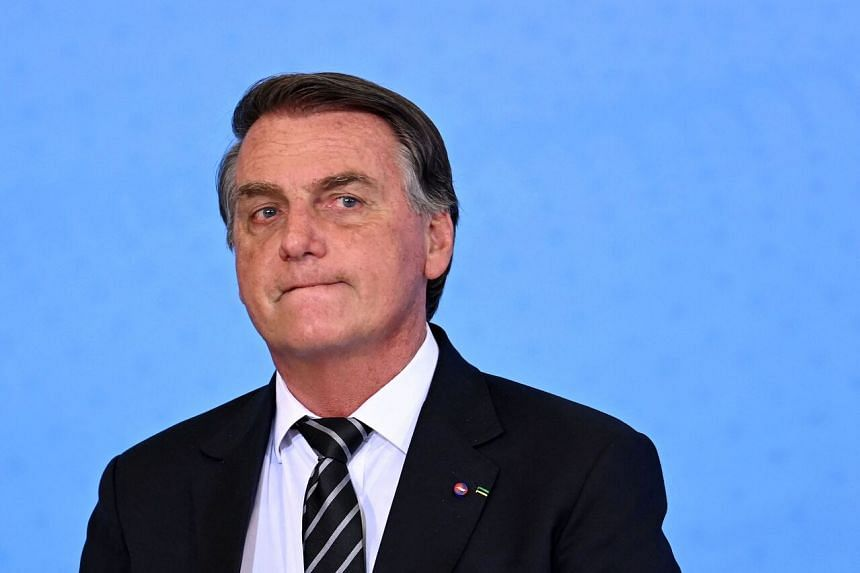 President Jair Bolsonaro has been ratcheting up his rhetoric, as his popularity falls to all-time lows.