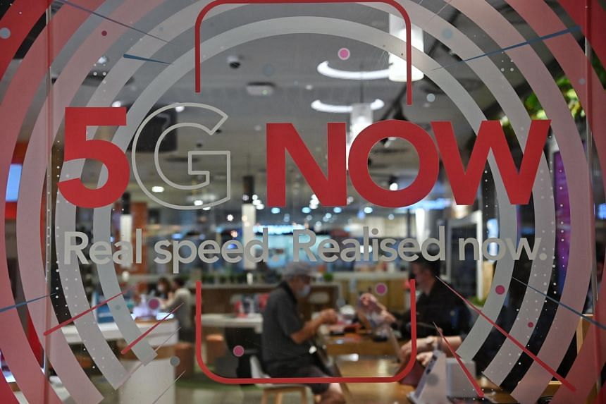 Singtel said that it has more than 180,000 consumers subscribed to its 5G network since trials started in September last year.