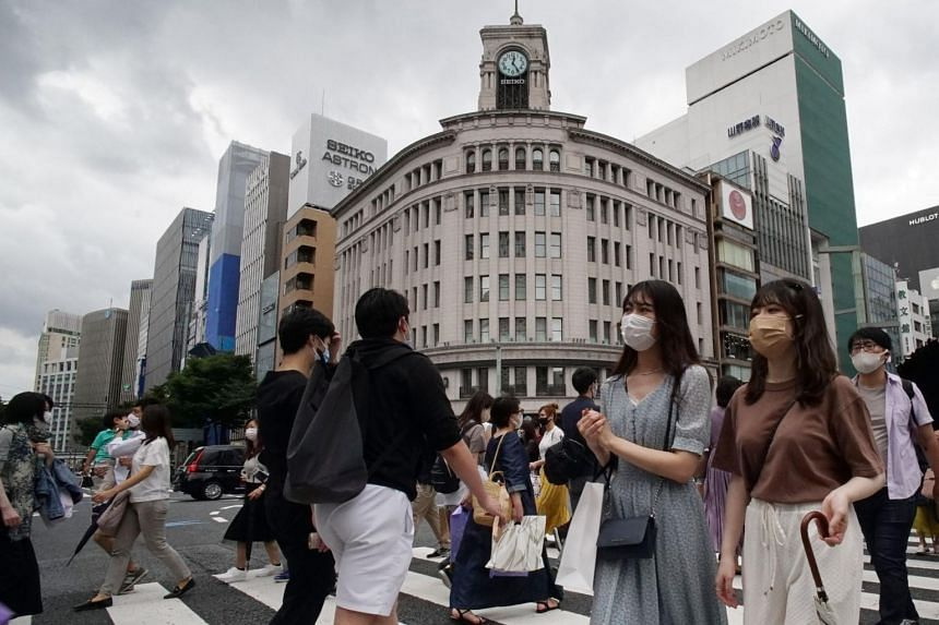 Japan's retail sales advanced 2.4 per cent in July from the same month a year earlier, government data showed on Monday.