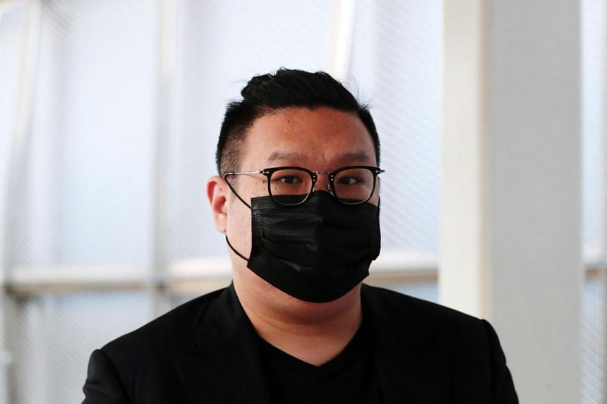 Ng Yu Zhi is out on bail of $4 million and is expected to be back in court on Oct 25.