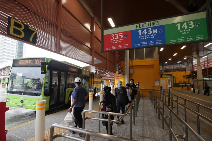Commuters should abide by the existing safe management measures, such as not talking on public transport, wearing a mask at all times and practising good hygiene.